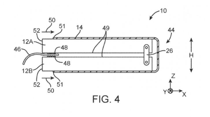 En images, les solutions pour rendre l'iPhone pliable à l'étude chez Apple 1