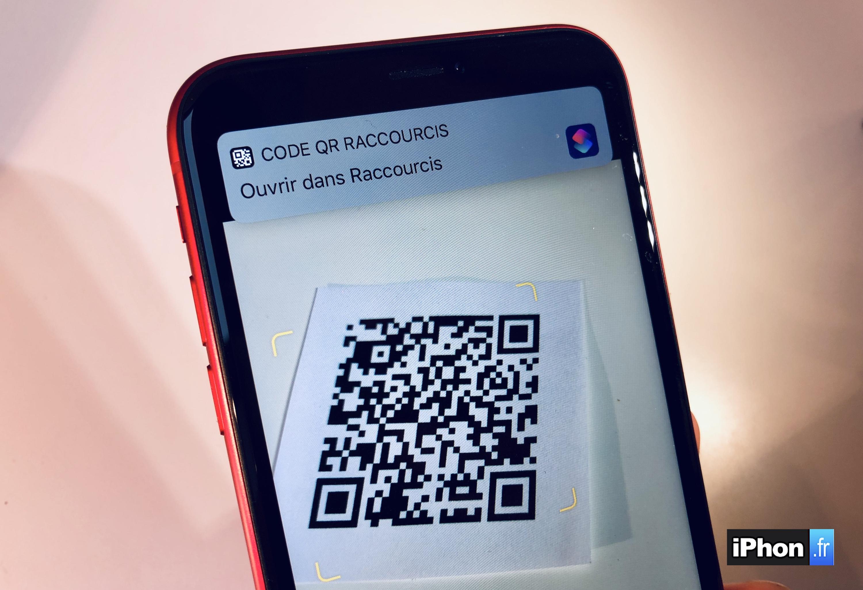 Peut-on lancer un Raccourci iOS avec un code QR ? Oui, voici comment faire 1