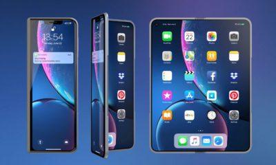 L'iPhone pliable imaginé : concept 3D en photos et vidéo 5