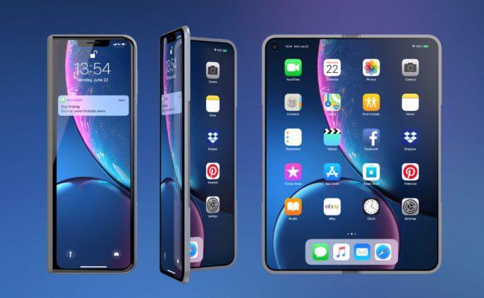 L'iPhone pliable imaginé : concept 3D en photos et vidéo 1