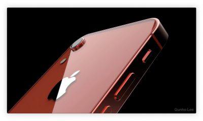 Vidéo concept d'iPhone SE 2 quasi plein écran : simple et efficace ! 2