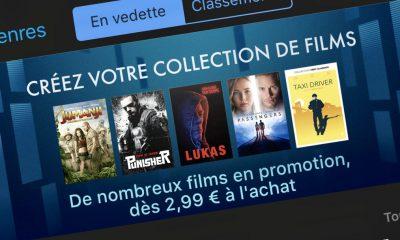 Plus de 75 Films iTunes en promo : packs, films enfants, Dreamworks à mi-tarif et nombreux films à 2,99 € (MàJ) 35