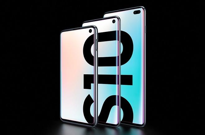 Face à l'iPhone XS/XR, de nombreux modèles de Galaxy S10 dévoilés par Samsung 1
