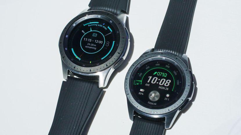 Samsung épinglé par Swatch pour «vol de cadrans» de montre 1