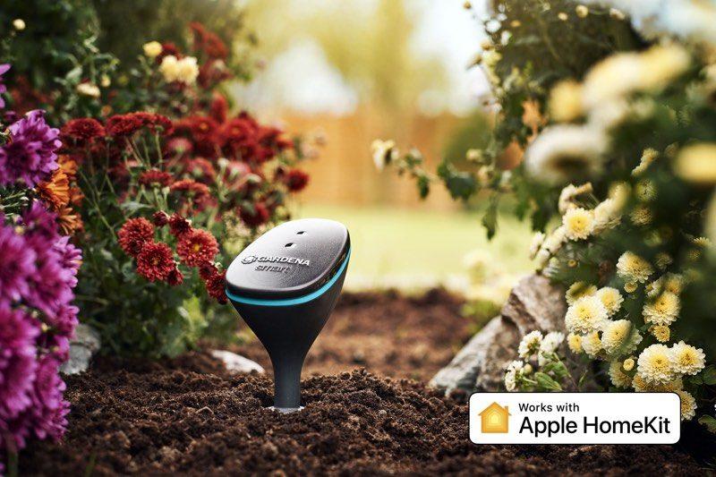 Gardena ajoute le support HomeKit à ses accessoires de jardinage 1