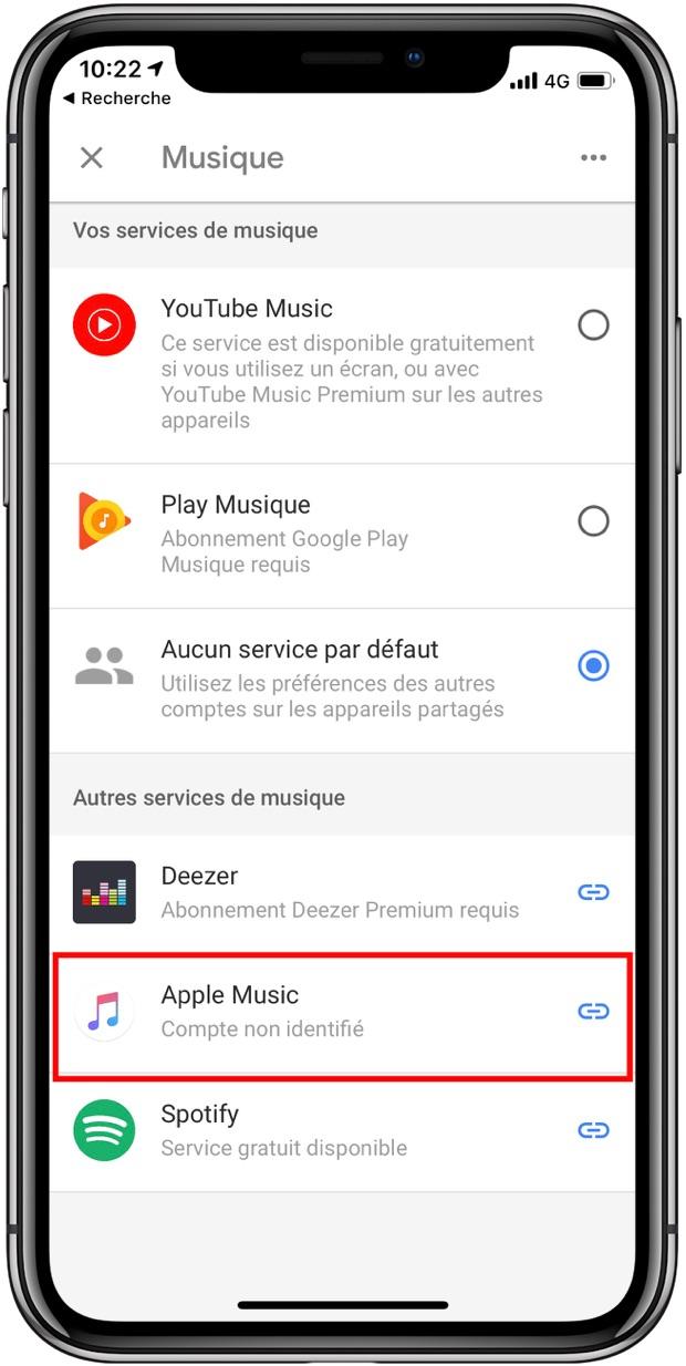 Mise à jour : Google répond - Apple Music bientôt compatible avec les enceintes Google Home ? 1