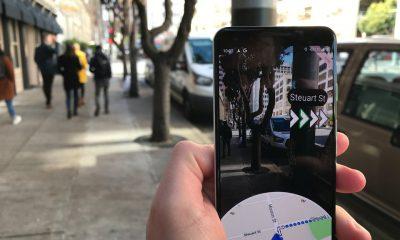 Google Maps en Réalité Augmentée, c'est comment ? Un testeur nous raconte son essai 15