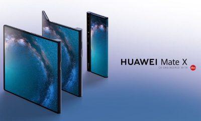 La sortie du smartphone pliable de Huawei repoussée à septembre 15