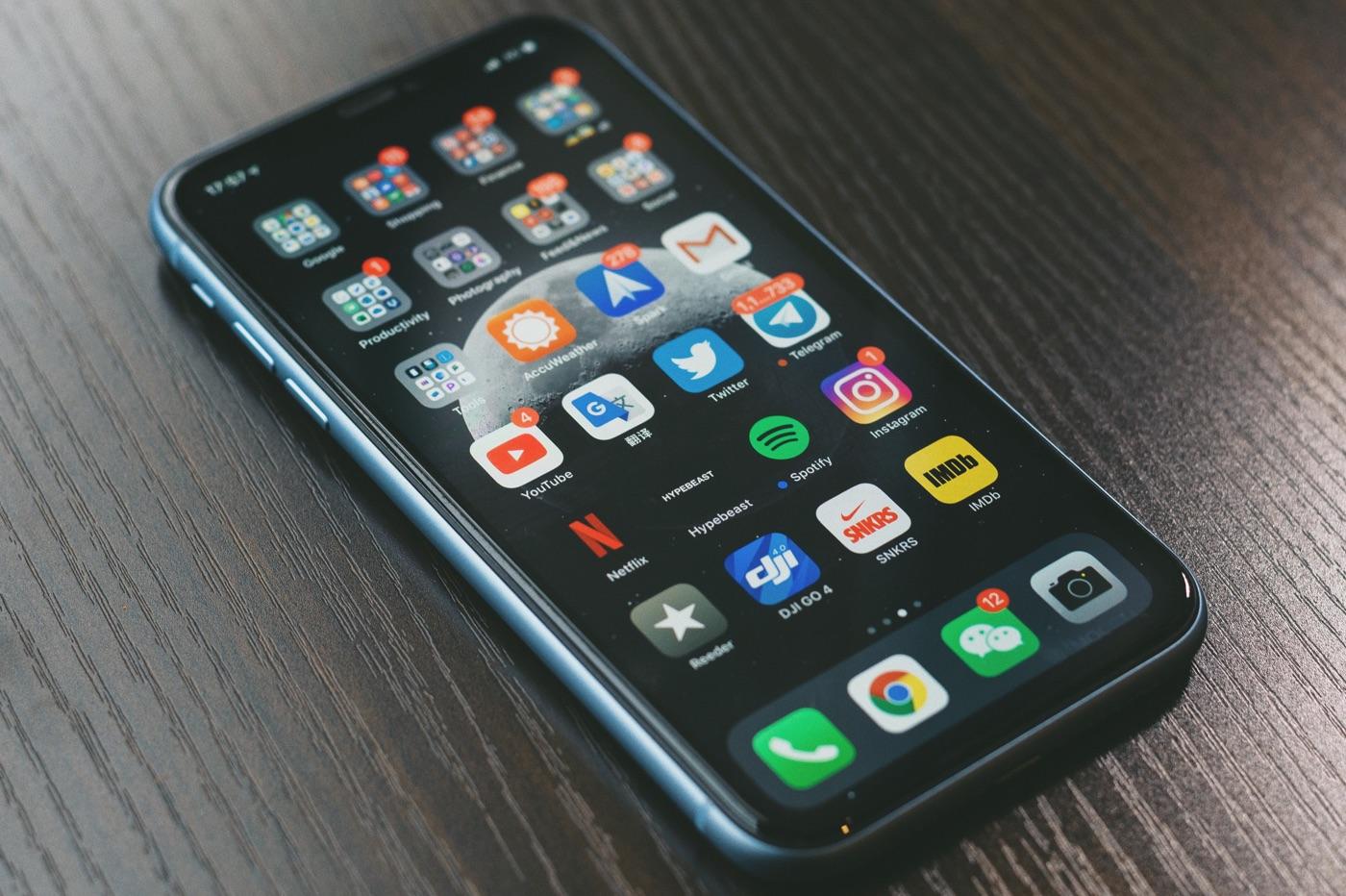 Best of apps iPhone : gérer sa présence sur internet (réseaux sociaux, blogs, etc.) 1