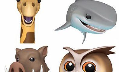 Plusieurs nouveaux Animojis en vue dans iOS 13 33