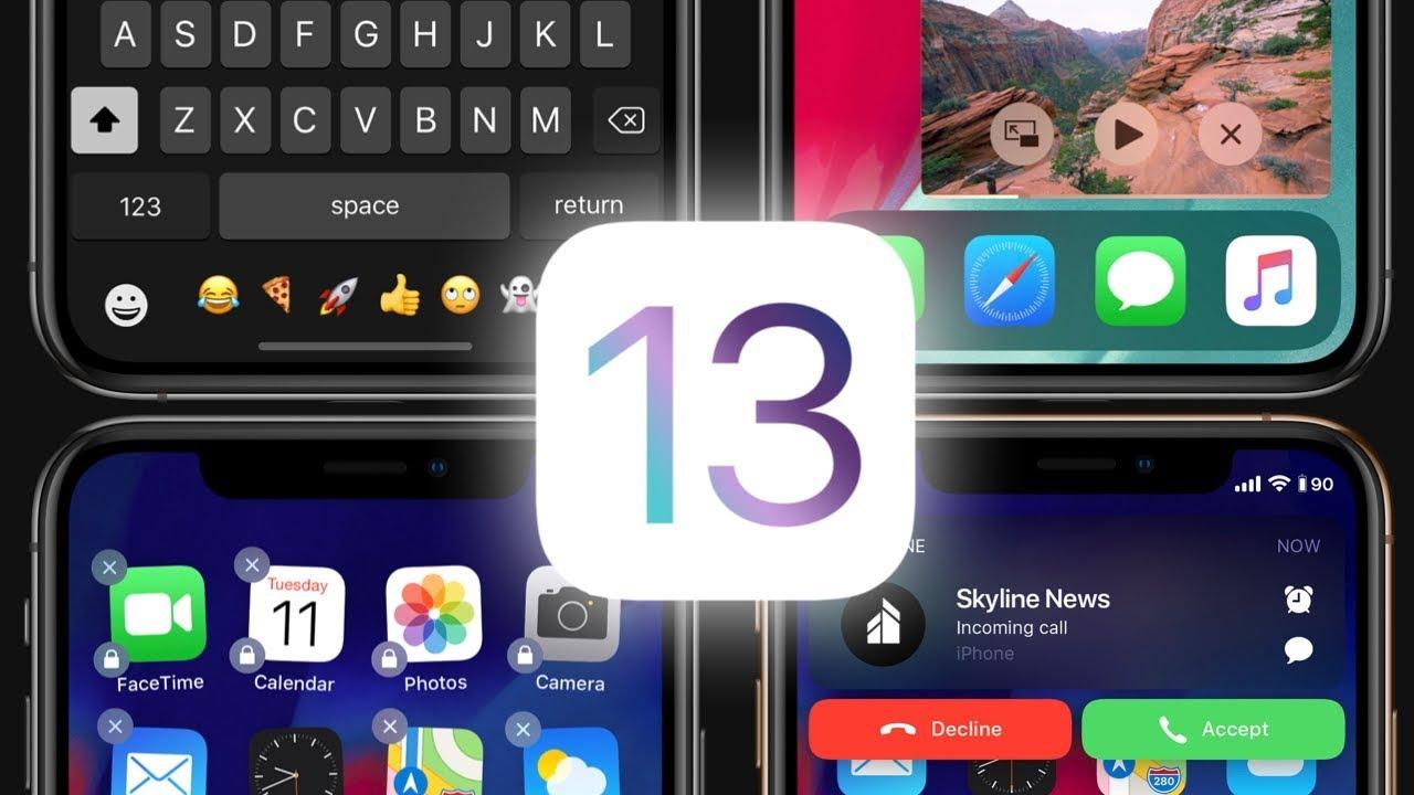 40 idées pour iOS 13 dans une vidéo au contenu alléchant 1