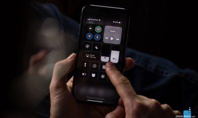 Des rendus pour imaginer un mode «sombre» d'iOS 13 sur iPhone 2019 9