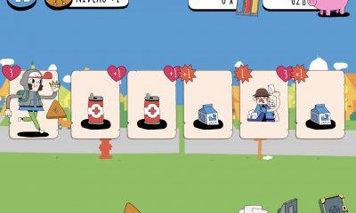 Combats, cartes et humour, le mélange réussi de Knights of the Card Table, nouveau jeu iPhone, iPad 5