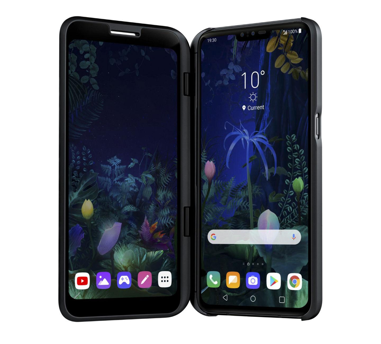 Face au pliable, le smartphone de LG joue la carte du double écran 1