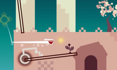 """Sautez, mourrez, recommencez, telle est votre tâche dans le superbe """"Linn: Path Of Orchards"""" sur iPhone, iPad 3"""