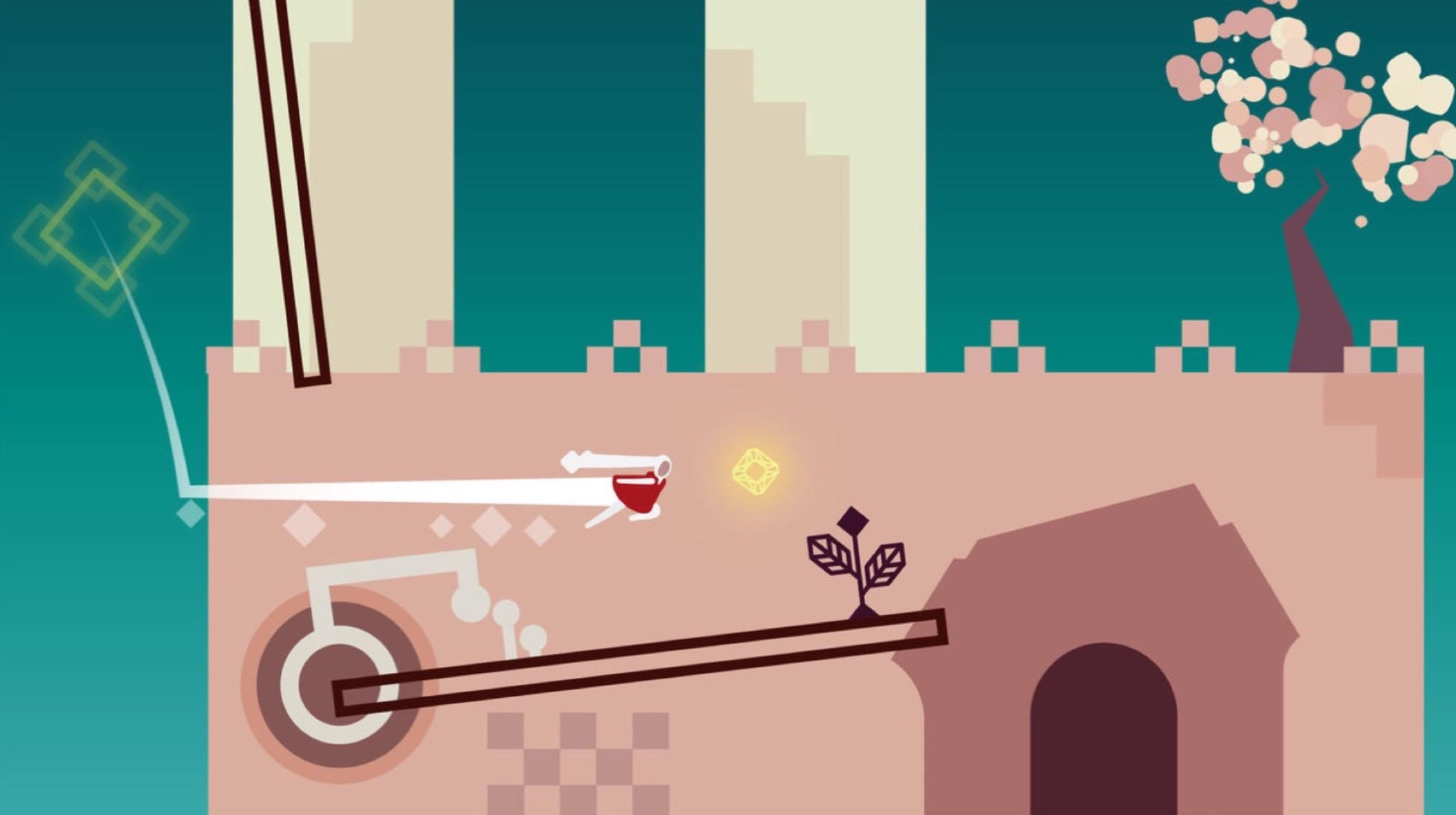 """Mondes mystérieux et voltige dans """"Linn: Path Of Orchards"""", nouveau jeu de plate-forme iOS 1"""