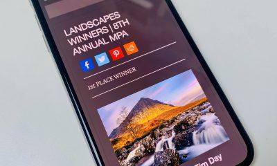 L'iPhone fait carton plein aux Mobile Photography Awards 25