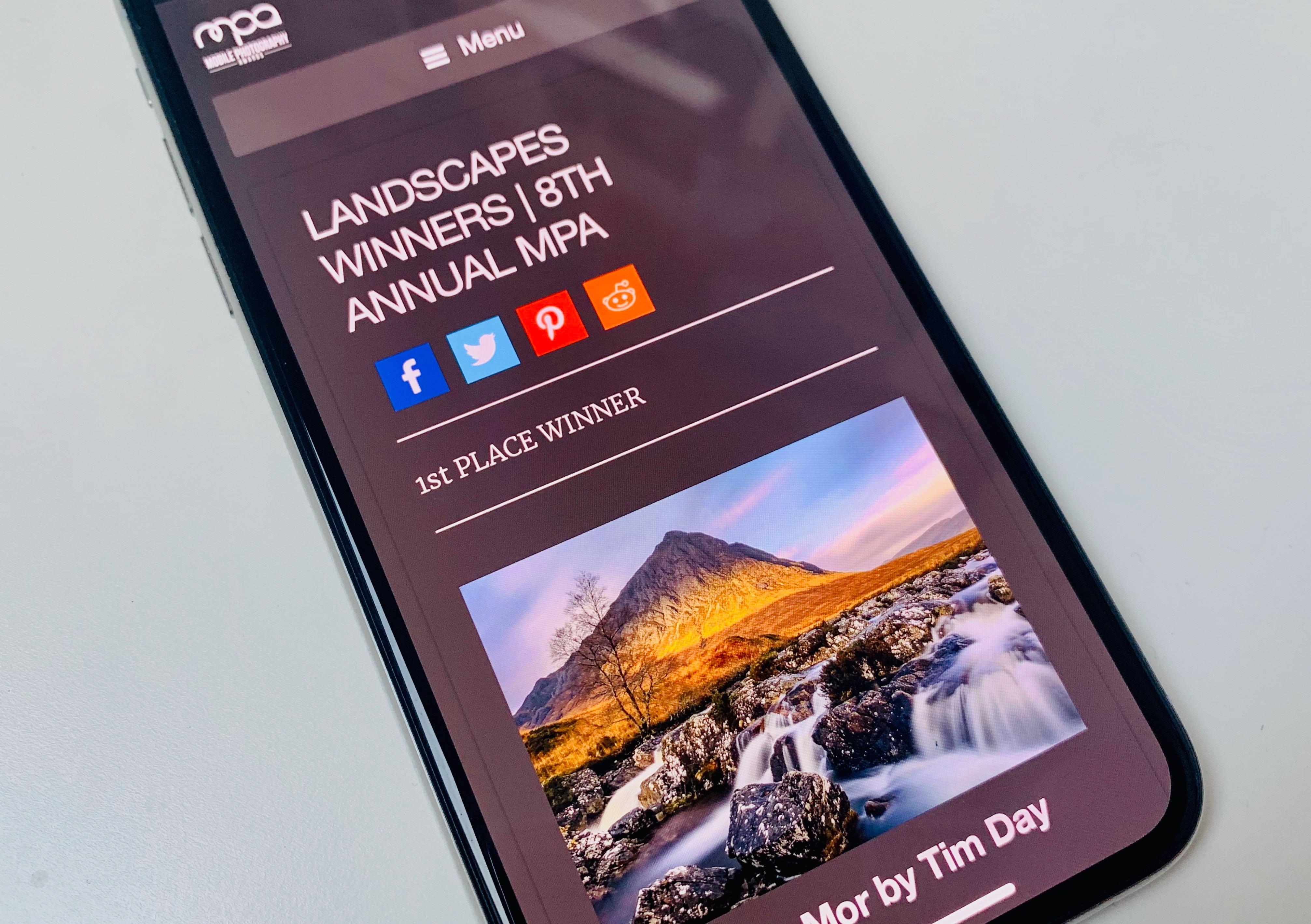 L'iPhone fait carton plein aux Mobile Photography Awards 1