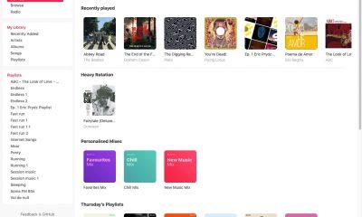 Musish : un site web pour écouter Apple Music sans iTunes 35