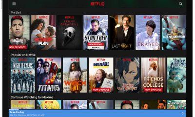 Regardez vos séries tranquillement, l'app iPhone et iPad de Netflix gère les épisodes pour vous ! 1