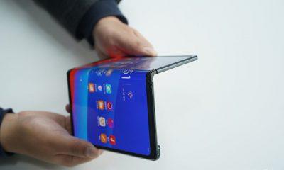 Oppo montre à son tour aussi des images de son smartphone pliable 21