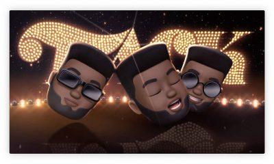 Trois spots musicaux pour des memojis de célébrités dont Ariana Grande 23