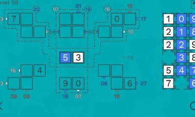 Logique chiffrée et ambiance relax dans Puzlogic, nouveau jeu de réflexion iPhone, iPad 7