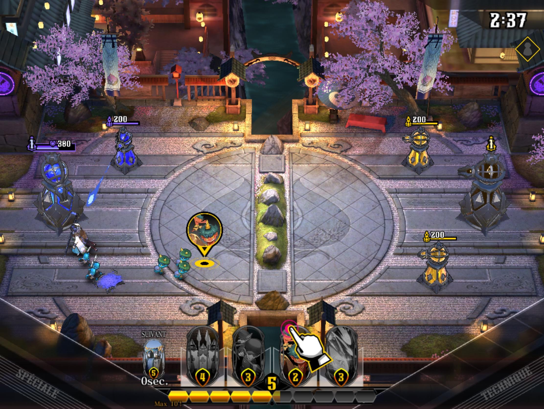 Mélange de jeu d'action et de cartes signé Sega, Revolve 8 est disponible sur iPhone et iPad 1