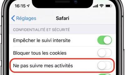 iOS 12.2 retire une des protections contre le suivi de Safari, mais ce n'est pas grave selon Apple 7