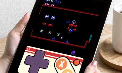 """""""Sam Wukong vs Robots"""" transforme l'iPhone en GameBoy, pour une aventure 2D prenante 9"""