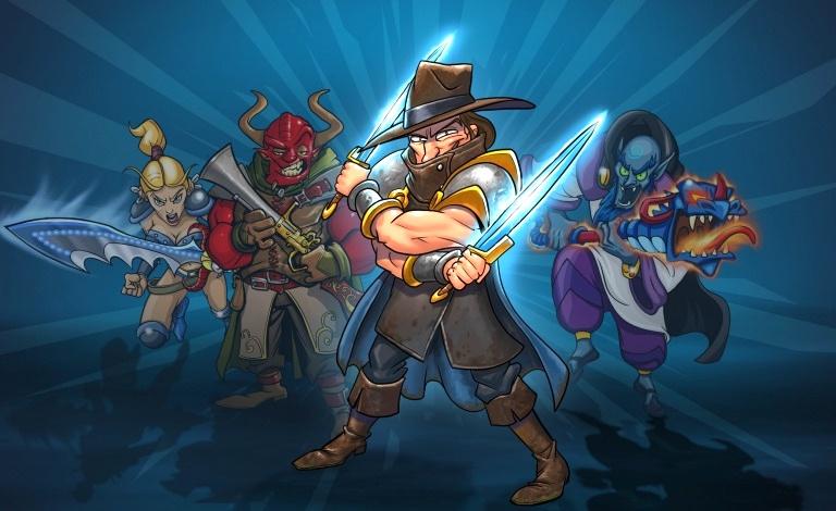 Shakes & Fidget : la BD devenue jeu iOS, dans un univers médiéval et humoristique (partenaire) 1