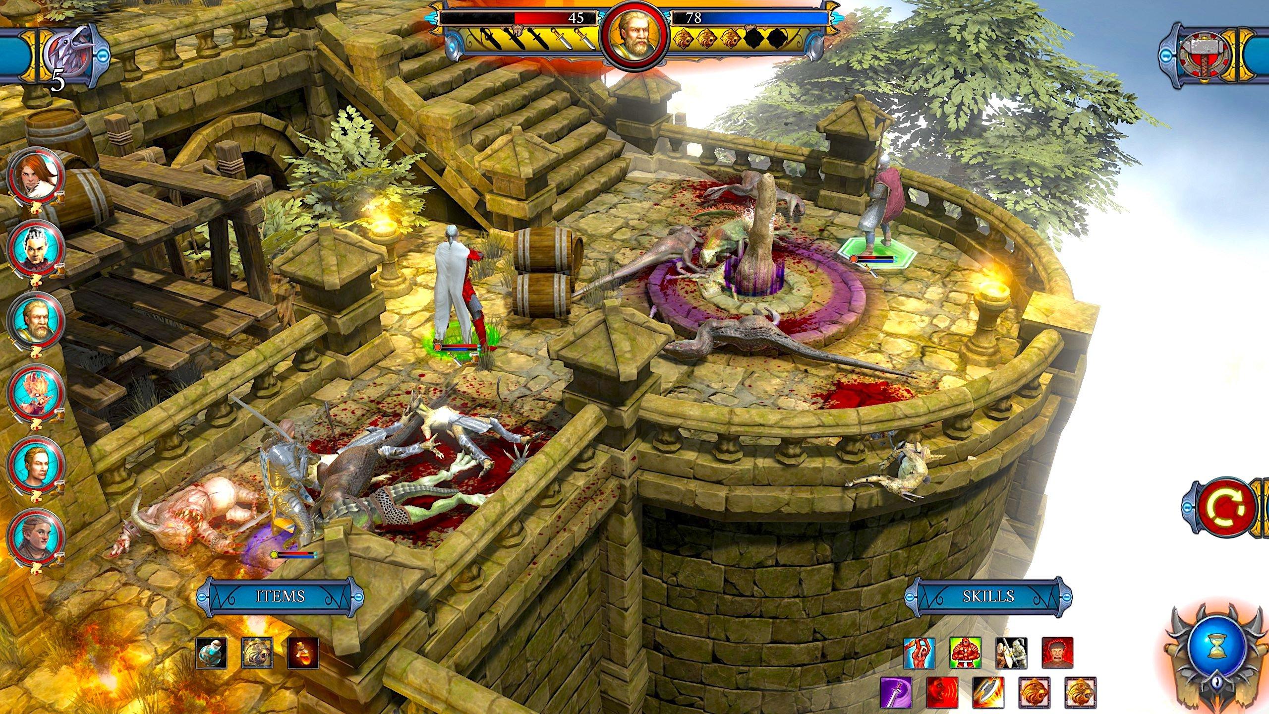 Sorties jeux : plus de 30 nouveaux titres iOS, dont Snakebird Primer, Skylanders Ring Of Heroes, Shieldwall Chronicles, JackQuest, etc. 1