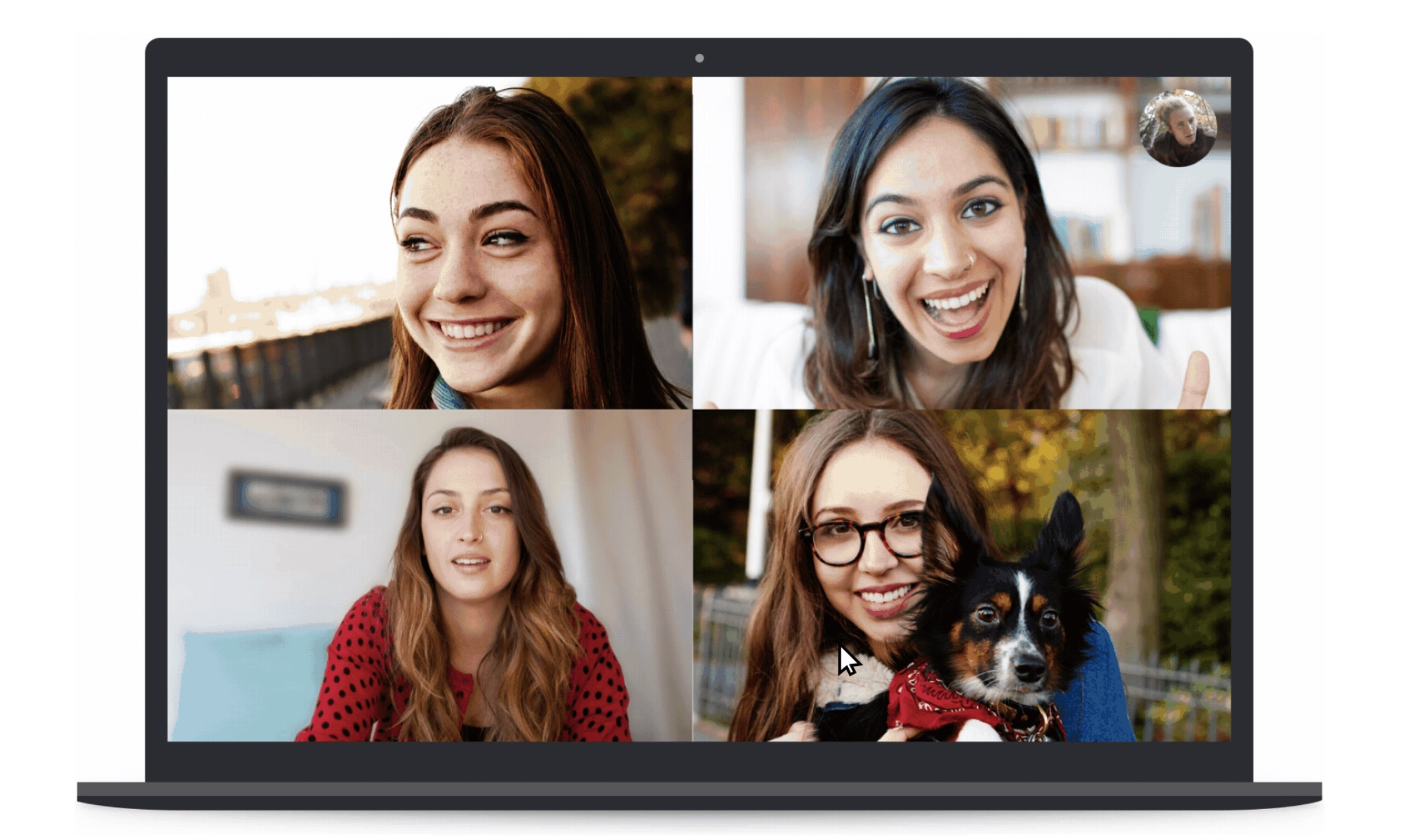 Plus besoin de ranger le bureau : Skype Mac floute l'arrière-plan des appels vidéos 1