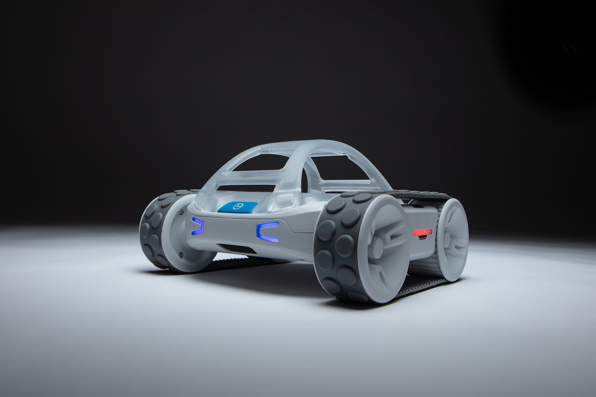 Chez Sphero, voici RVR : nouveau robot connecté, encore plus programmable 1