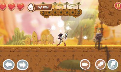 Test Spirit Roots : jeu de plateforme façon Rayman, graphismes séduisants et support des manettes iPhone, iPad 11