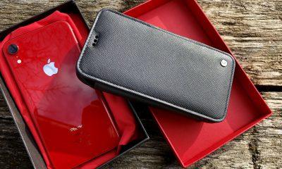 Test de l'étui/housse portefeuille Noreve en cuir pour iPhone (version XR) : ajusté, élégant et unique ! 23