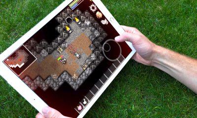 Des pixels, des monstres et des donjons, Throne Quest ressuscite le jeu de rôle d'antan, sur iPhone, iPad 15
