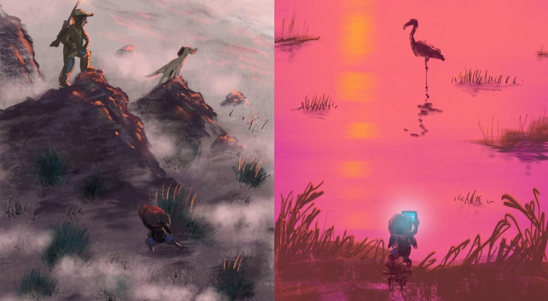 Deux jeux en préparation chez Ustwo, pour l'après Monument Valley 1