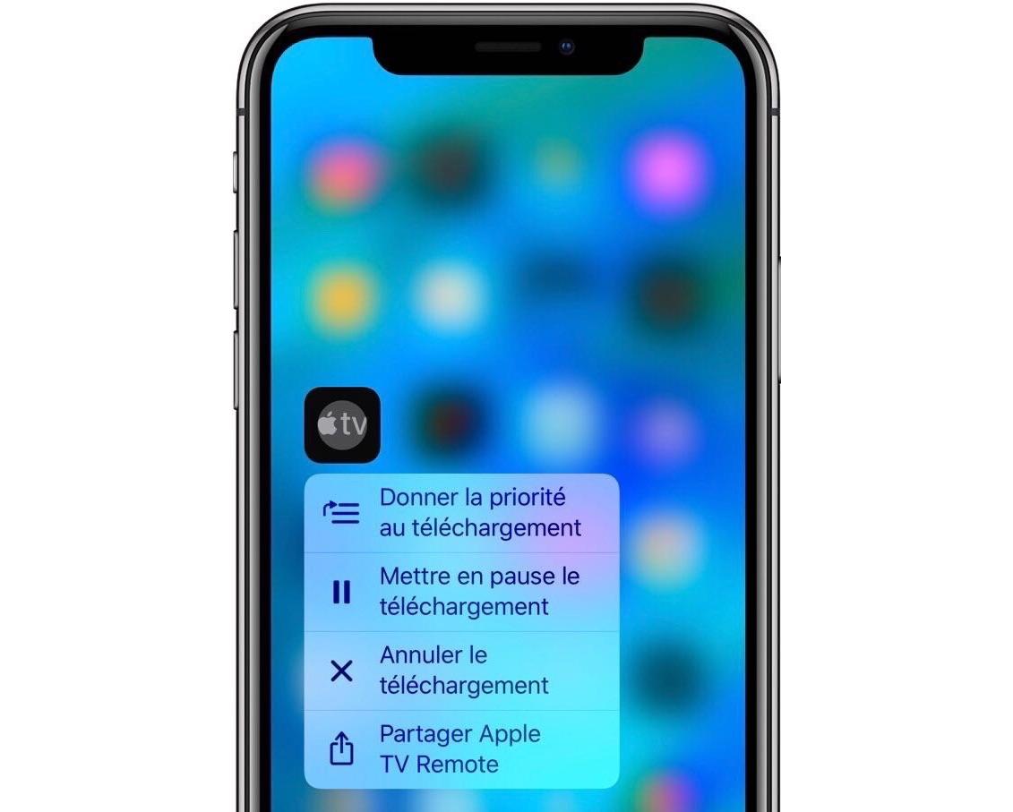 iOS en pratique : comment prioriser le téléchargement/la mise à jour d'apps sur (certains) iPhone 1