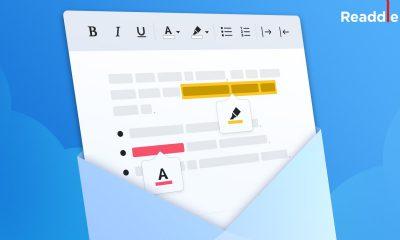 Des nouveautés pour l'édition de mails enrichis pour Spark sur iOS et Mac 21