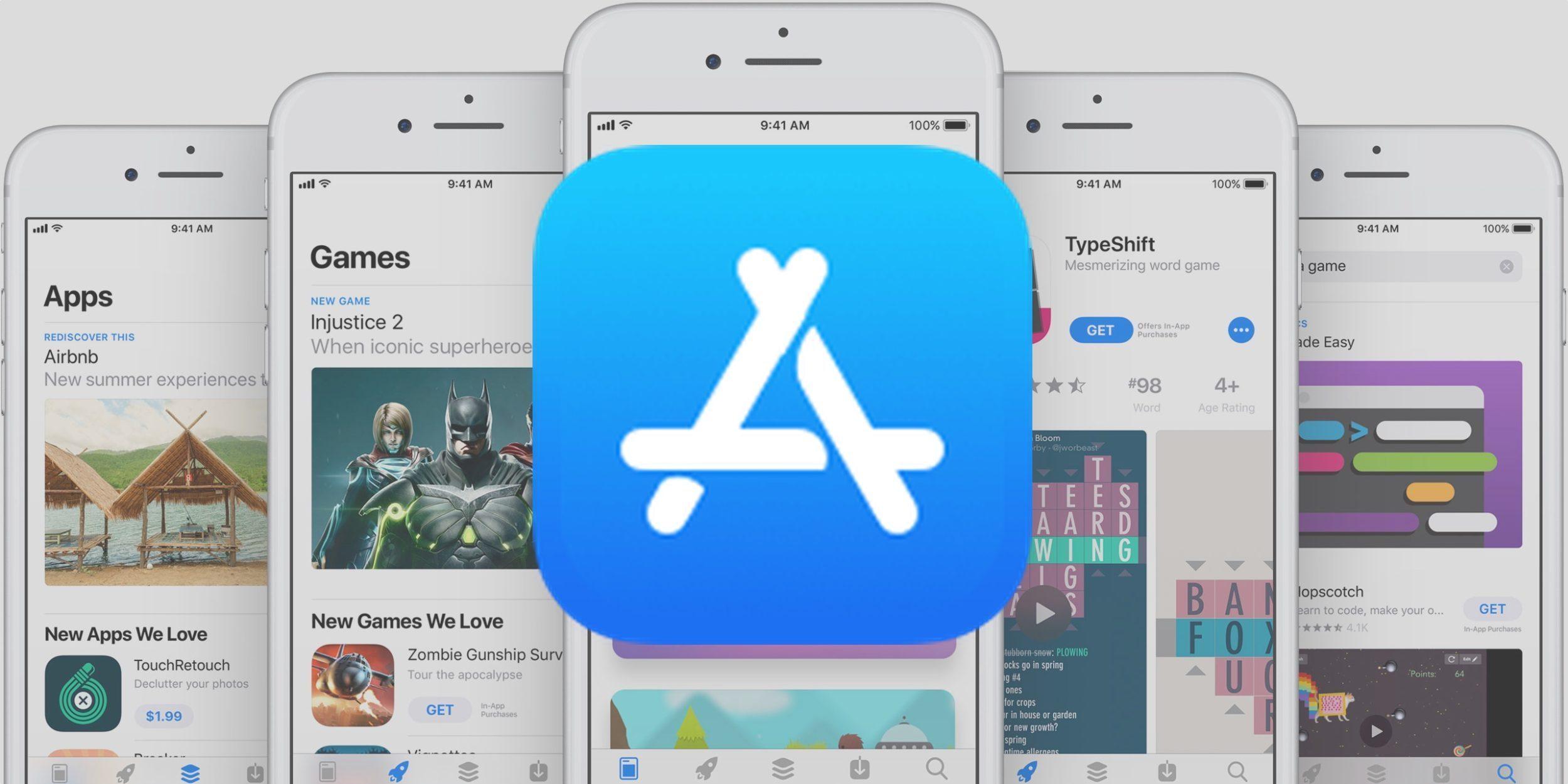 App Store : première baisse des téléchargements, mais hausse des revenus 1