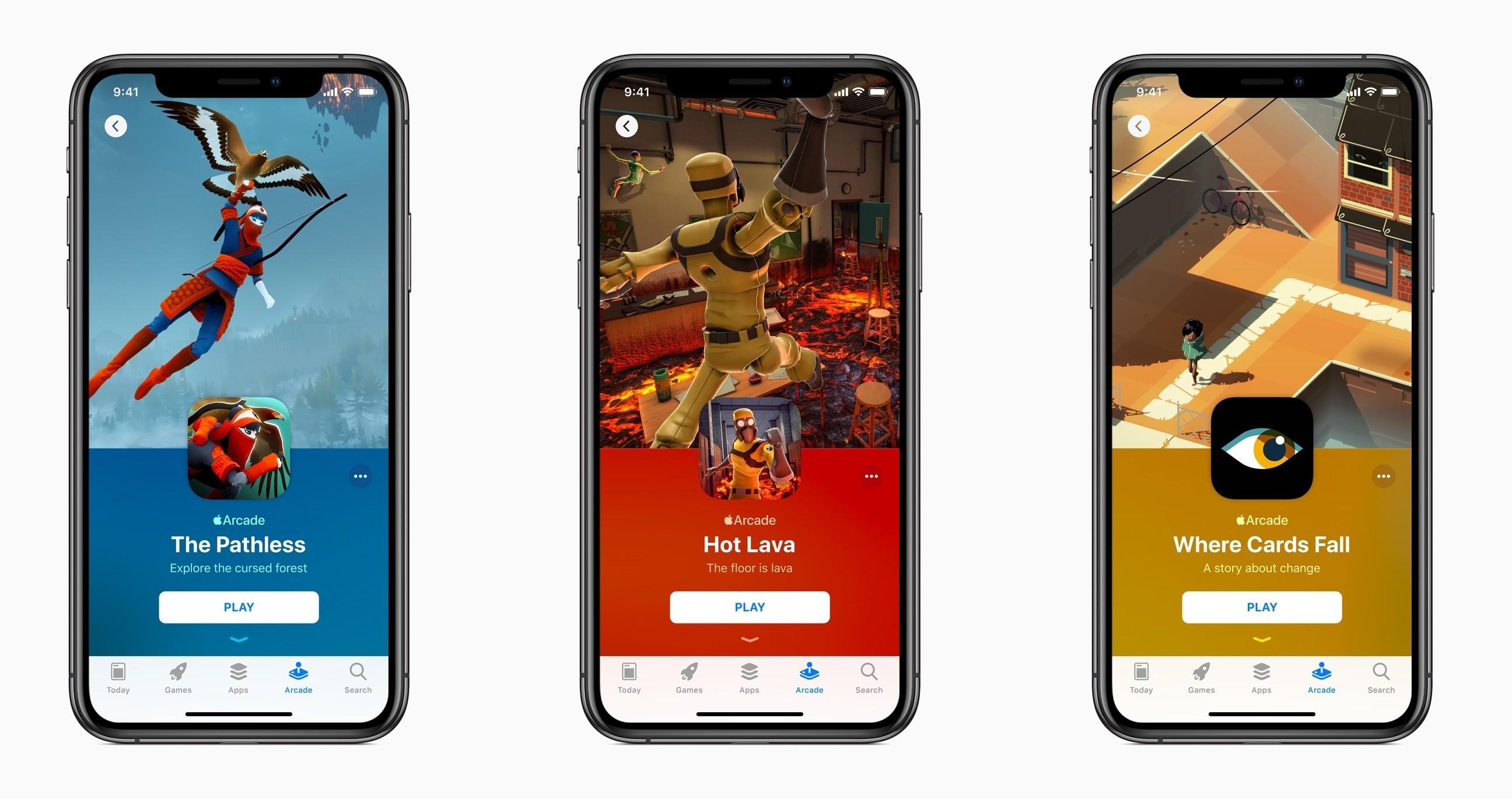 Apple Arcade : des réactions plutôt positives du coté des développeurs de jeux 1
