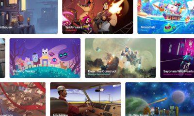 Liste jeux Apple Arcade