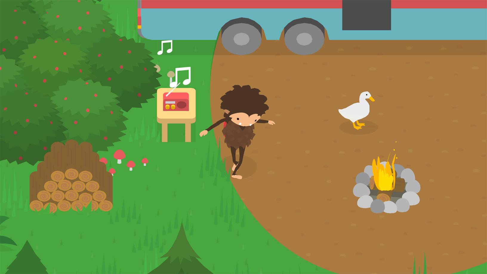 Sneaky Sasquatch exclusif sur Apple Arcade