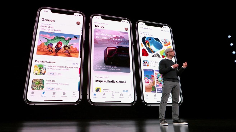 Arcade, TV+, News+, etc ... Les annonces d'Apple en une vidéo de 6 minutes (et autres vidéos du show) 1