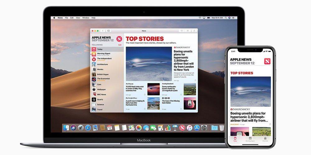 La bêta de macOS révèle de nouveaux détails sur le service de lecture de magazines que prépare Apple 1