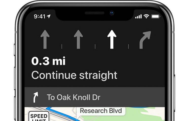 Protection vie privée : même dans Apple Plans, Apple évite soigneusement de savoir où l'on va  ! 1