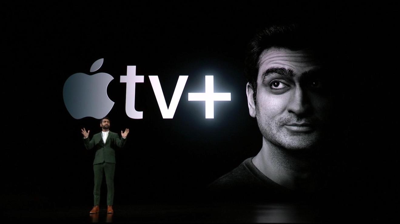 Apple TV+, keynote