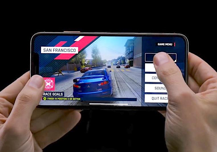 Horizon dégagé pour la production de puces Ax à gravure ultra fine destinée aux iPhone 2020 1