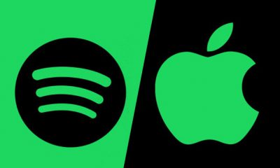 Spotify perd des abonnés parmi les célébrités, au profit d'Apple Music 11